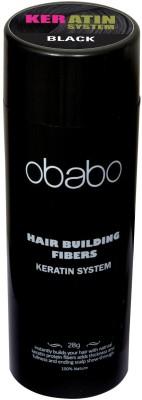 Obabo Instant Hair Loss Concealer Black
