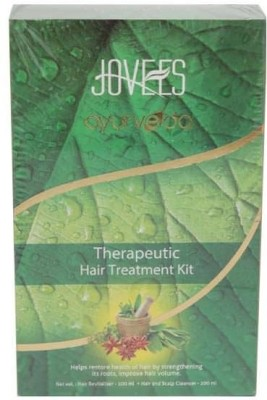 Jovees Ayurveda Therapeutic Hair Treatment Kit