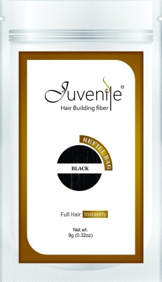 Juvenile Hair Building Fiber Refill Bag 9gm