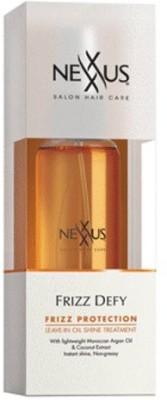 Nexxus Frizz Defy LeaveIn Oil Shine Treatment