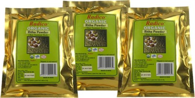 Radico Organic Ritha Powder Triple Pack