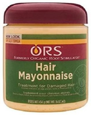 Organic R/S Root Stimulator Hair Mayonnaise Treatment