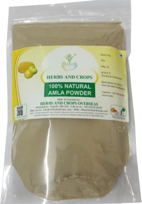 Herbs And Crops Natural Amla Powder