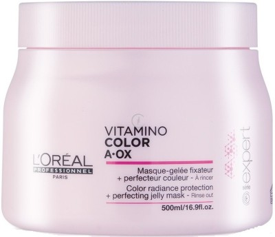 L,Oreal Paris Vitamino Color A-Ox Radiance Protection Mask