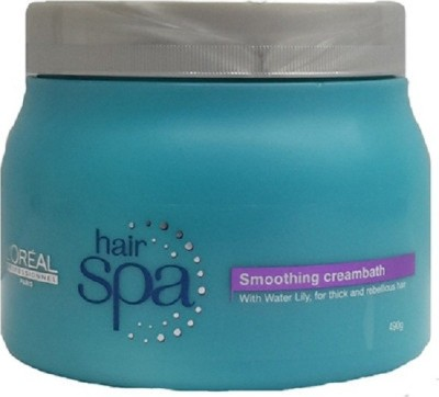 L ,Oreal Paris Hair Spa Smoothing Cream Bath