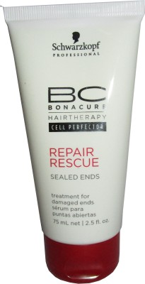 Schwarzkopf Professional BC Repair Rescue Sealed Ends