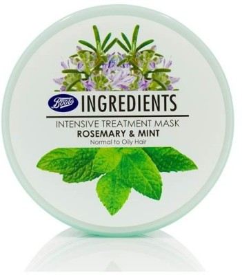 Boots Intensive Treatment Hair Mask Rosemary & Mint