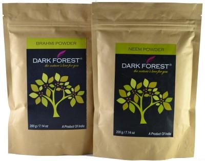 Dark Forest Brahmi + Neem Combo
