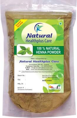 Natural Healthplus Care Henna Powder