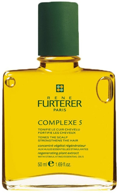 Rene Furterer Regenrating Concentrate With Stimulating Essential Oils(50 ml)