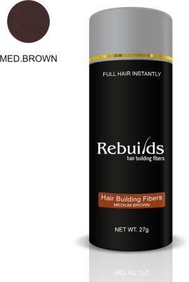 Rebuilds Hair Building Fiber - Medium Brown