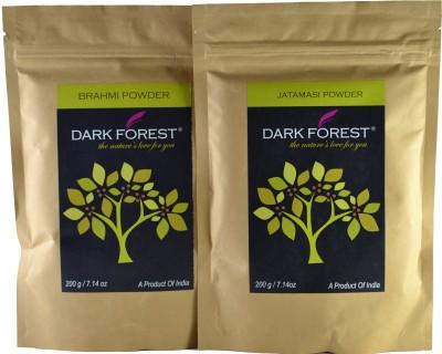 Dark Forest Brahmi + Jatamasi Combo