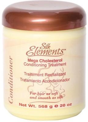 Silk Elements Mega Cholesterol Conditioning Treatment