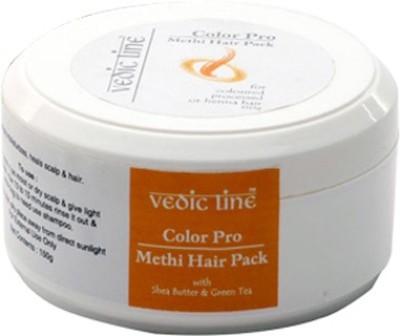 Vedic Line Color Pro Methi Hair Pack