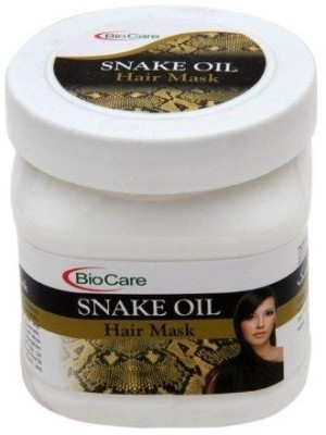 Biocare Hair Mask Snake Oil