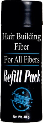 Majik Hair Building Fibers Black Refill Pack