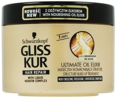 Schwarzkopf Ultimate Oil Elixir Mask