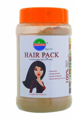 MahaGro 100% Organic Hair Pack