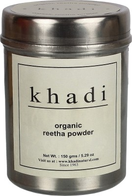 khadi Natural Organic Reetha Powder