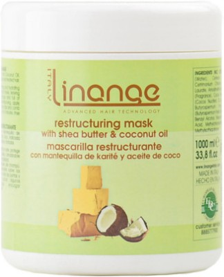 Linange Restructuring Mask with Shea Butter and Coconut Oil