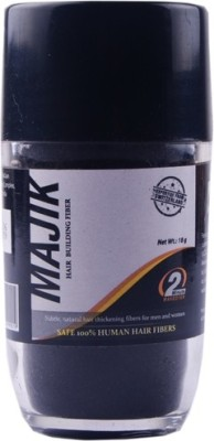 Majik 100% Hair Building Fibers Light Brown