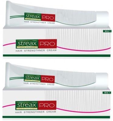 Streax Pro Hair Straightener Cream Mild