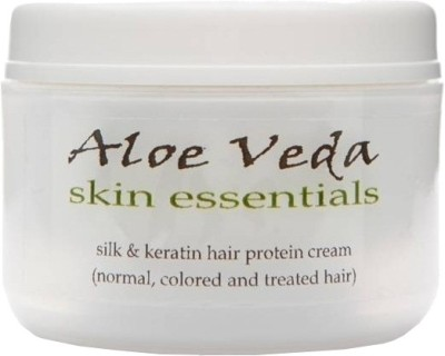 Aloe Veda Silk & Keratin Hair Protein Cream