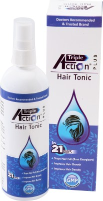 Triple Action Plus Hair Tonic - 200 ml