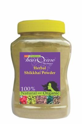 hairocare Herbal Shikkhai Powder - Pack of 1 x 350g - Oil Bath - Women's Special