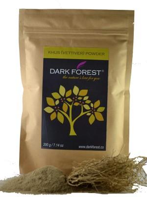 Dark Forest Khus(Vetiver) Powder