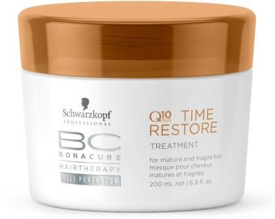 Schwarzkopf Bonacure Q10 Plus Time Restore Treatment