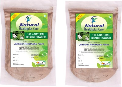 Natural Healthplus Care Brahmi Powder Combo