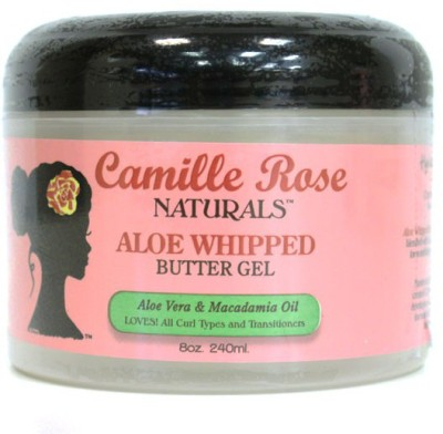 Camille Rose Naturals Aloe Whipped Butter Hair Gel