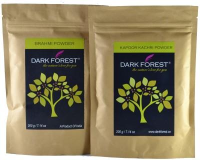 Dark Forest Brahmi + Kapur Kachri Combo