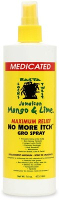 Jamaican Mango And Lime No More Itch Gro Spray