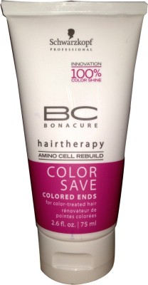 Schwarzkopf Professional Bonacure Save Colored Ends