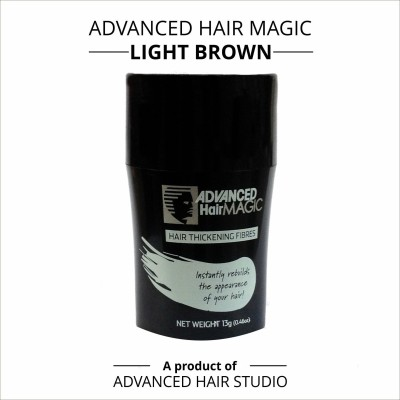Advanced Hair Magic - Light Brown