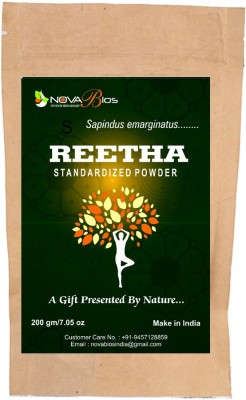 Nova Bios Reetha ideal hair wash