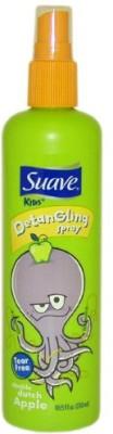 Suave Double Dutch Apple Detangler Spray