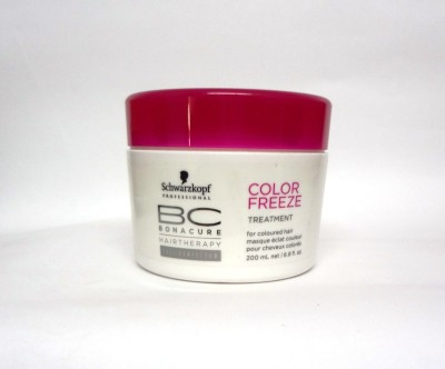 Schwarzkopf Professional BC Color Freeze Treatment