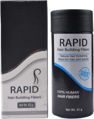 Rapid Hair Building Fiber Black