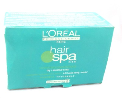 L ,Oreal Paris Hair Spa Hydrating Concentrate