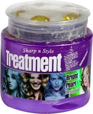 sharp n style Bright Pearl Hair Spa Treatment
