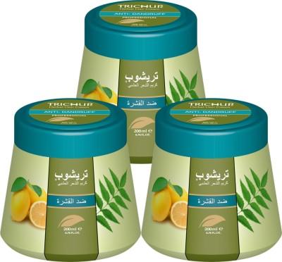 Trichup Anti Dandruff Cream (200ml) (Pack of 3)