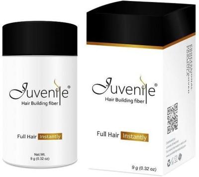 Juvenile Hair Building Fiber Black(9 g)