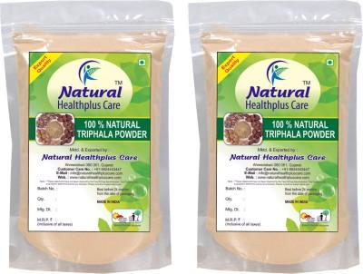 Natural Healthplus Care Triphala Powder Combo