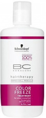 Schwarzkopf Professional BC Hair Therapy Amino Cell Rebuild Color Freeze Treatment