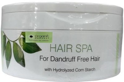 Organic Harvest Hair Spa for Dandruff Free Hair,