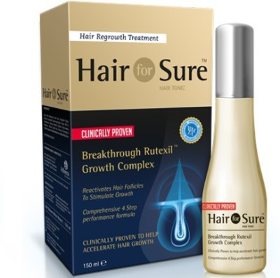 Athena Hair For Sure Hair Tonic
