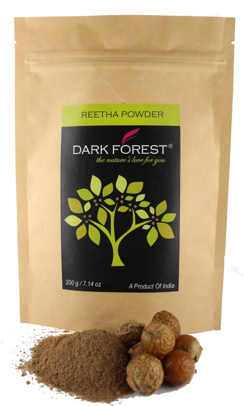 Dark Forest Reetha Powder(200 g)